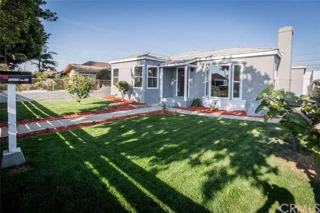 10318 Burin Avenue, Inglewood, CA 90304 (#IV19202774) :: Allison James Estates and Homes