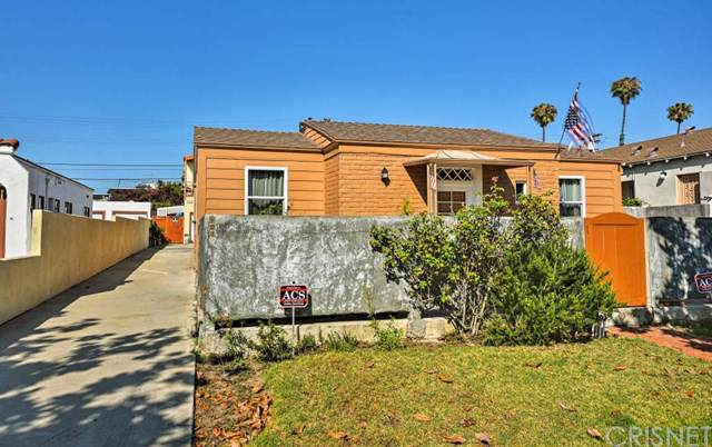 3950 Huron Avenue, Culver City, CA 90232 (#SR19204111) :: Sperry Residential Group