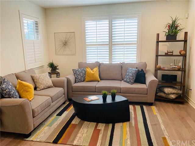 87 Cienega, Irvine, CA 92618 (#PW19203473) :: Allison James Estates and Homes