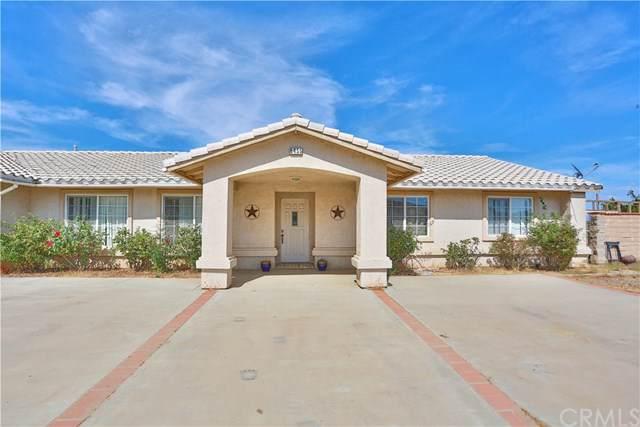5455 Coleridge Road, Oak Hills, CA 92344 (#CV19205783) :: RE/MAX Empire Properties
