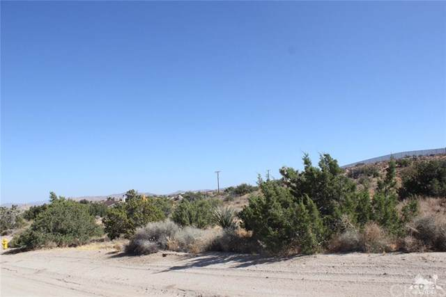 0 Sable Court, Yucca Valley, CA 92284 (#219023021DA) :: Sperry Residential Group