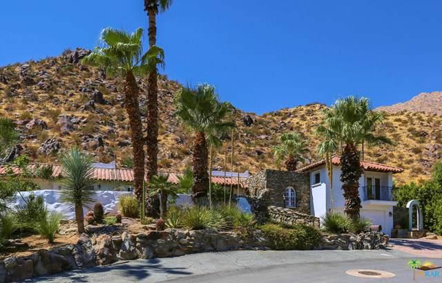 2145 S Camino Barranca, Palm Springs, CA 92264 (#19503570PS) :: Berkshire Hathaway Home Services California Properties