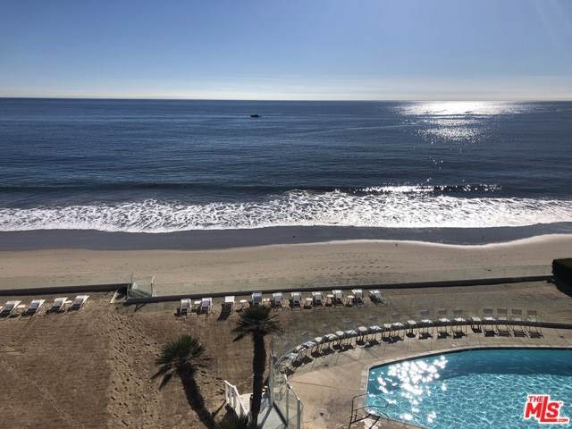 22548 Pacific Coast Highway #402, Malibu, CA 90265 (#19505600) :: The Laffins Real Estate Team