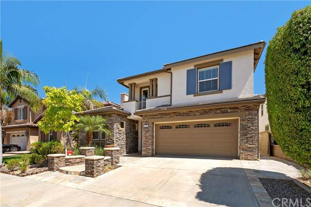 17327 Bramble Court, Yorba Linda, CA 92886 (#PW19205699) :: Crudo & Associates