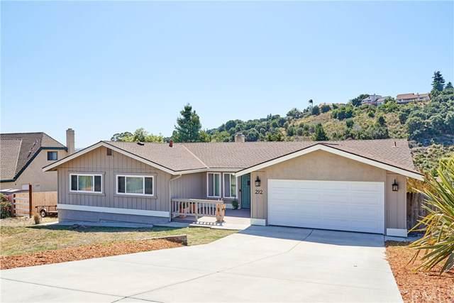292 James Way, Arroyo Grande, CA 93420 (#PI19208111) :: Cal American Realty
