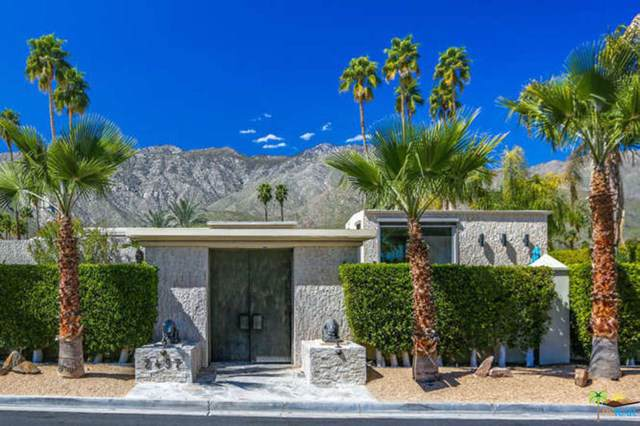 2497 S Caliente Drive, Palm Springs, CA 92264 (#19506382PS) :: J1 Realty Group