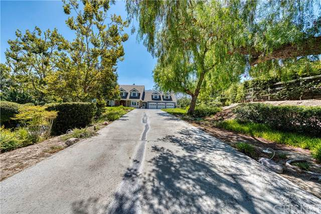 16400 Cambria Estates Lane, Canyon Country, CA 91387 (#SR19209382) :: Team Tami