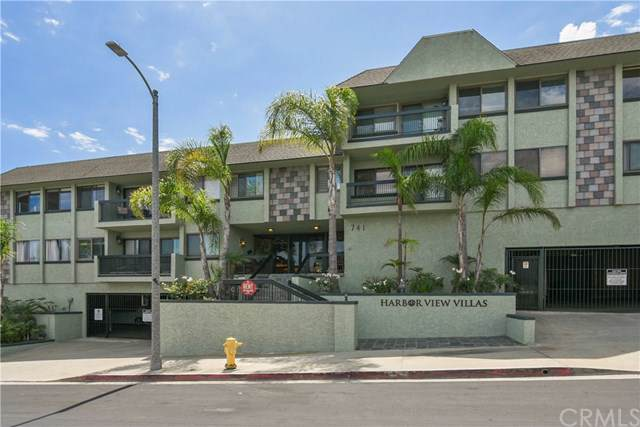741 W 24th Street #8, San Pedro, CA 90731 (#PV19195922) :: Realty ONE Group Empire