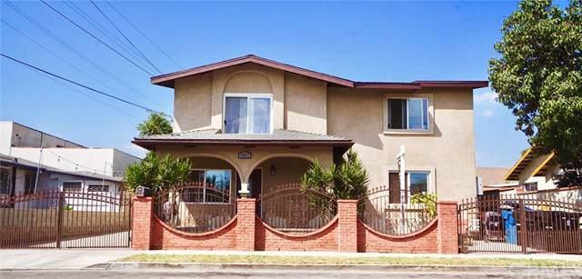 3821 Verona Street, East Los Angeles, CA 90023 (#CV19211511) :: Realty ONE Group Empire