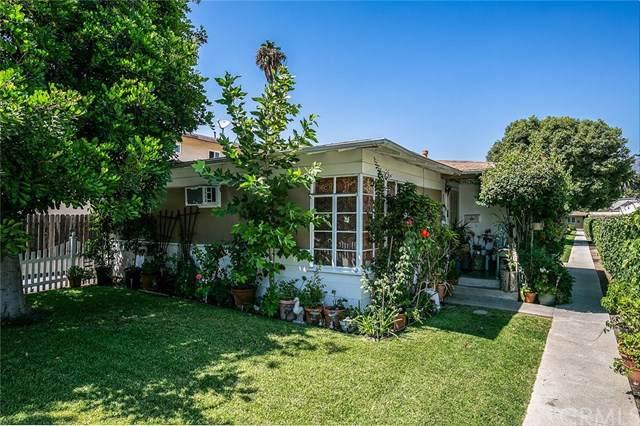 727 E Orange Grove Boulevard, Pasadena, CA 91104 (#AR19207662) :: The Brad Korb Real Estate Group