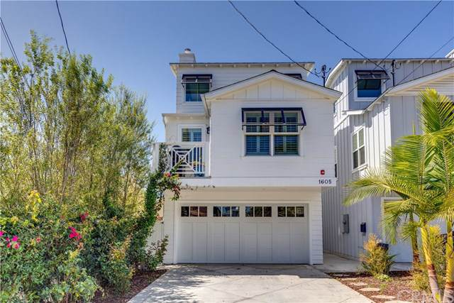 1605 Steinhart Avenue, Redondo Beach, CA 90278 (#SB19211050) :: The Costantino Group | Cal American Homes and Realty