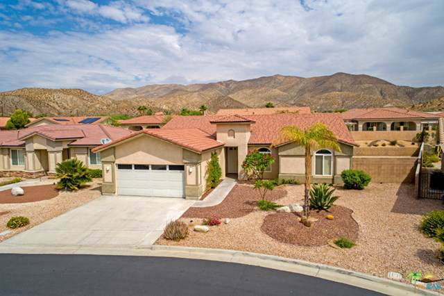 65124 Cliff Circle, Desert Hot Springs, CA 92240 (#19508364PS) :: J1 Realty Group