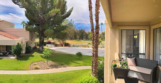 35200 Cathedral Canyon Drive F44, Cathedral City, CA 92234 (#19508372PS) :: J1 Realty Group