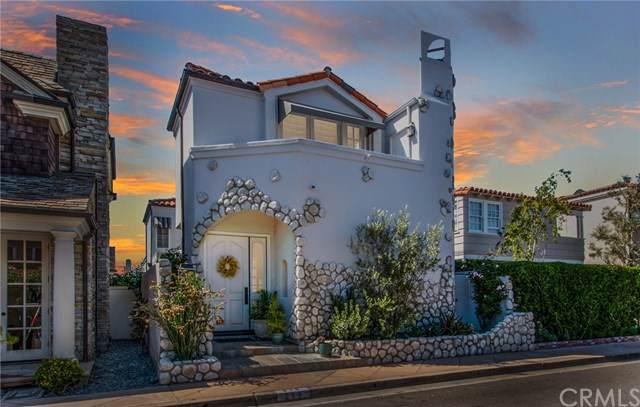 219 Via Koron, Newport Beach, CA 92663 (#NP19215414) :: Brandon Hobbs Group