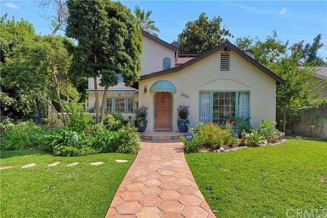1650 Las Lunas Street, Pasadena, CA 91106 (#AR19216083) :: RE/MAX Masters