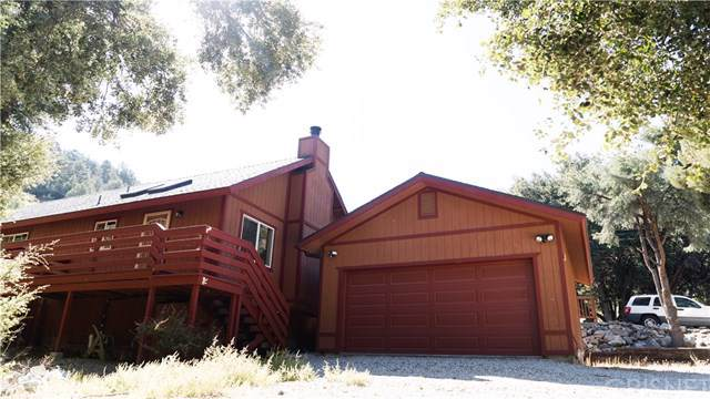 2416 Glacier Drive, Pine Mountain Club, CA 93225 (#SR19217377) :: Abola Real Estate Group