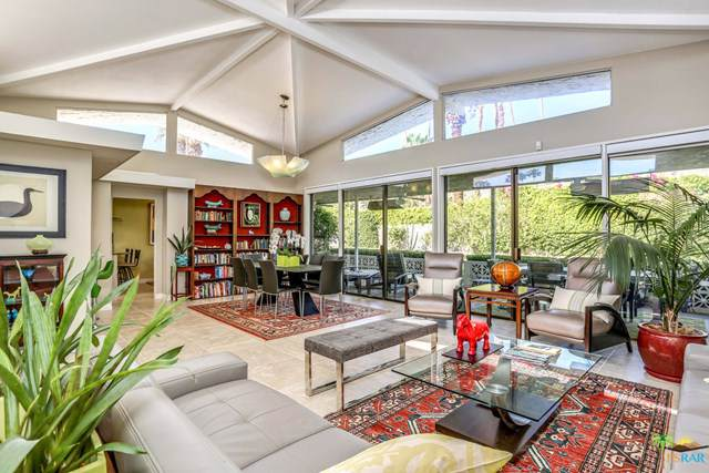 2185 S Madrona Drive, Palm Springs, CA 92264 (#19507932PS) :: J1 Realty Group