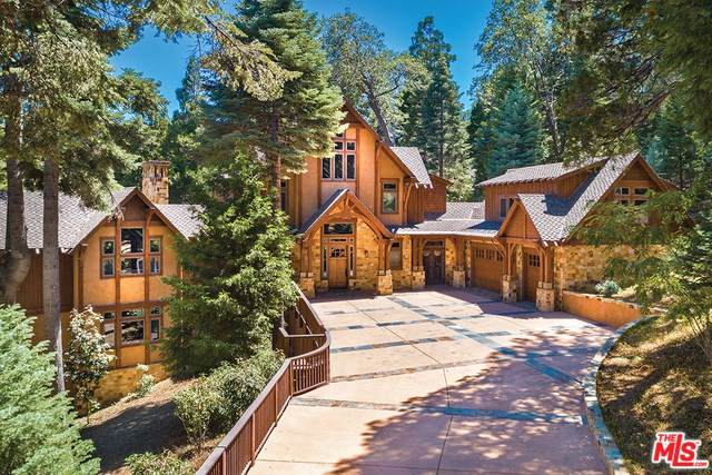 29025 Red Grouse Court, Lake Arrowhead, CA 92352 (#19509690) :: RE/MAX Empire Properties