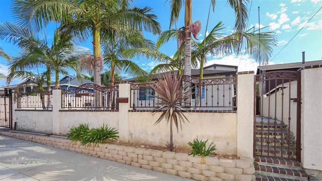 115 S Harbison Ave, National City, CA 91950 (#190050598) :: RE/MAX Masters