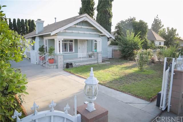14322 Haynes Street, Van Nuys, CA 91401 (#SR19217502) :: The Brad Korb Real Estate Group