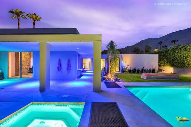 750 W Via Vadera, Palm Springs, CA 92262 (#19510264PS) :: J1 Realty Group