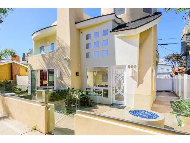 822 Portsmouth, San Diego, CA 92109 (#PI19219118) :: RE/MAX Empire Properties