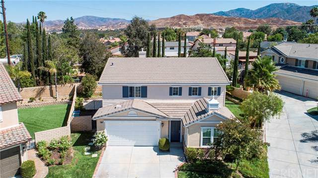 26004 Bryce Court, Newhall, CA 91321 (#SR19210817) :: Allison James Estates and Homes
