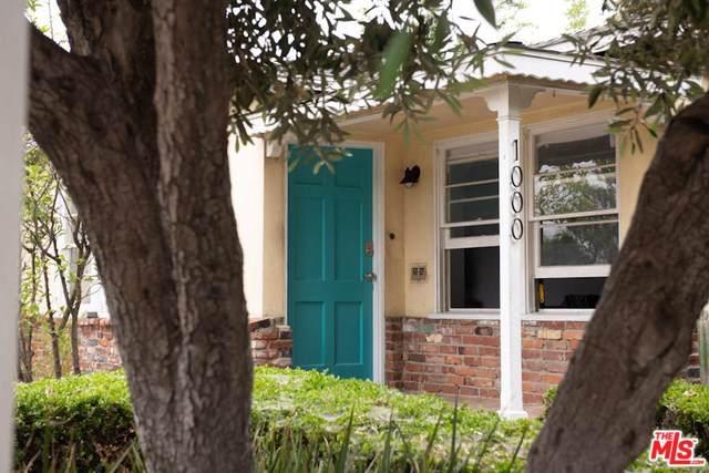 1000 Harding Avenue, Venice, CA 90291 (#19510230) :: Powerhouse Real Estate