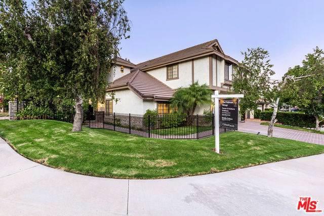 5638 Walnut Ridge Drive, Agoura Hills, CA 91301 (#19506860) :: RE/MAX Innovations -The Wilson Group