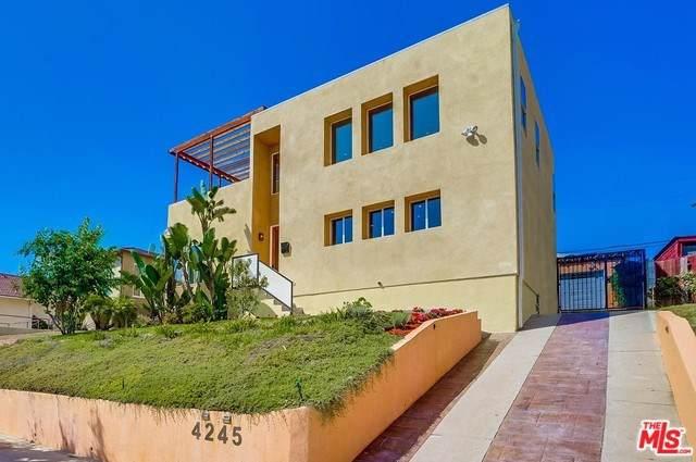 4245 W 64TH Street, Los Angeles (City), CA 90043 (#19510678) :: Brandon Hobbs Group
