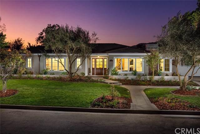 2735 Canterbury Road, San Marino, CA 91108 (#AR19219969) :: Keller Williams Realty, LA Harbor
