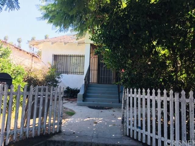 660 E 42nd Place, Los Angeles (City), CA 90011 (#SR19217990) :: Crudo & Associates