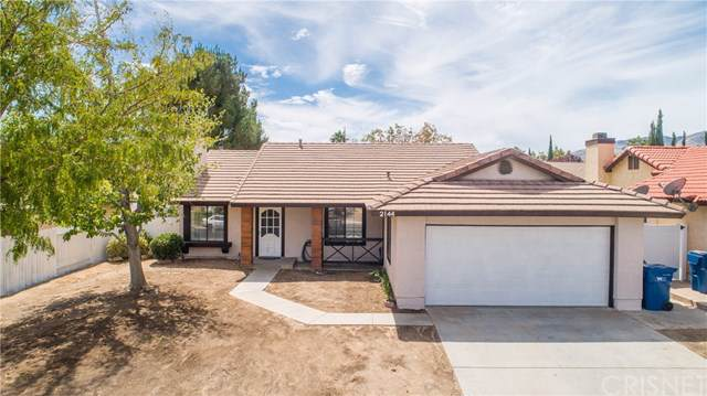 2144 Clearwater Avenue, Palmdale, CA 93551 (#SR19220180) :: RE/MAX Empire Properties