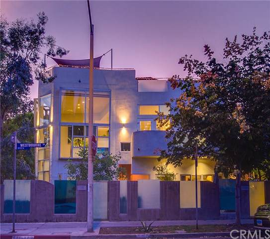 801 Westbourne Drive, West Hollywood, CA 90069 (#SB19218966) :: Powerhouse Real Estate