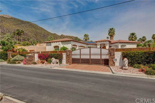 232 W Overlook Road, Palm Springs, CA 92264 (#SB19220866) :: Allison James Estates and Homes