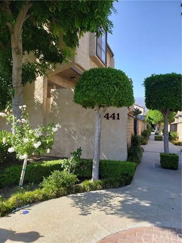 441 Fairview Avenue #4, Arcadia, CA 91007 (#AR19208414) :: Brandon Hobbs Group
