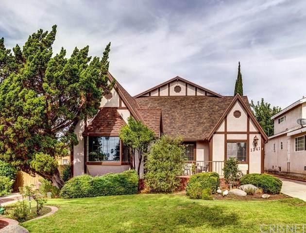 1341 Raymond Avenue, Glendale, CA 91201 (#SR19221422) :: RE/MAX Empire Properties