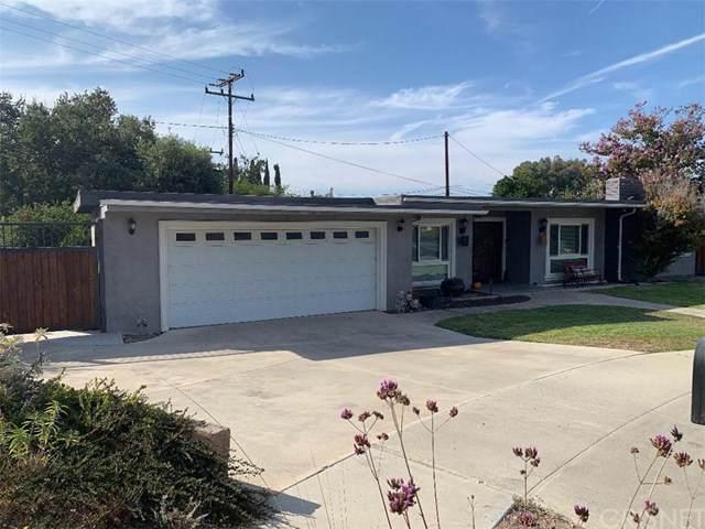 1079 Avon Circle, Thousand Oaks, CA 91360 (#SR19222223) :: Heller The Home Seller