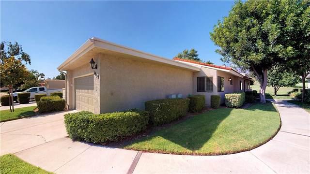 1099 Pebble Beach Drive #89, Upland, CA 91784 (#CV19222592) :: Berkshire Hathaway Home Services California Properties