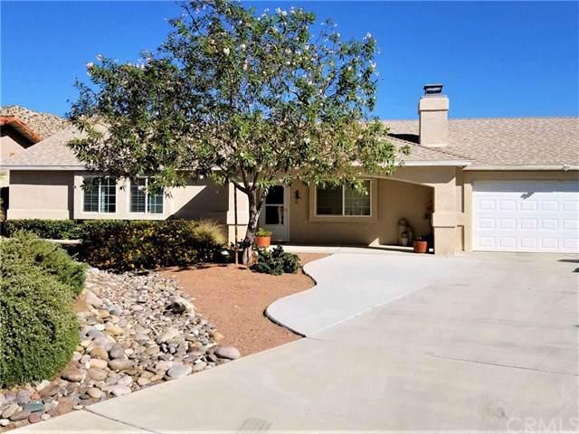 54822 El Prado, Yucca Valley, CA 92284 (#JT19221434) :: Z Team OC Real Estate