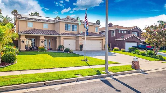 6829 Teak Way, Rancho Cucamonga, CA 91701 (#CV19222520) :: Cal American Realty
