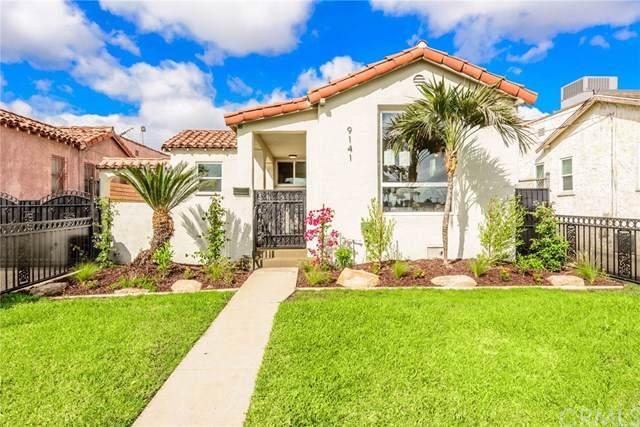 9141 S Halldale Avenue, Los Angeles (City), CA 90047 (#DW19220991) :: Allison James Estates and Homes