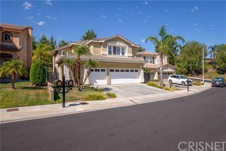 20607 Vercelli Way, Porter Ranch, CA 91326 (#SR19222844) :: RE/MAX Empire Properties