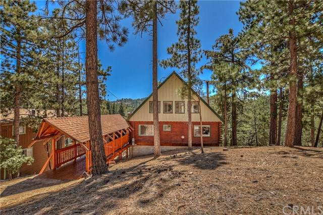 32729 Cougar Lane, Running Springs, CA 92314 (#EV19223194) :: Z Team OC Real Estate