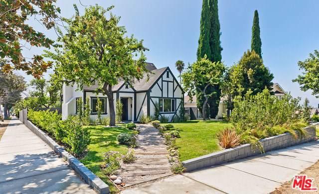 738 E Harvard Road, Burbank, CA 91501 (#19512010) :: The Brad Korb Real Estate Group