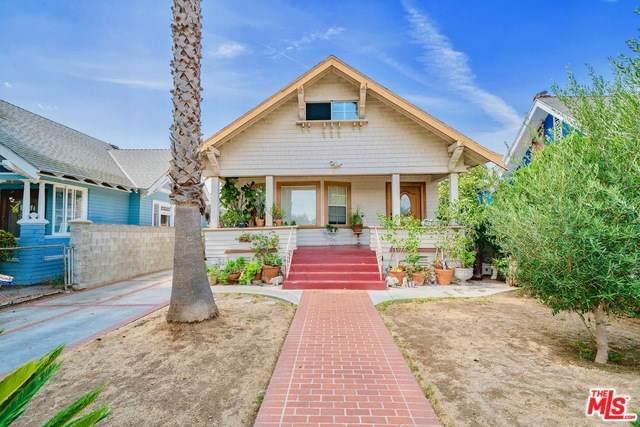 3019 S Harvard Boulevard, Los Angeles (City), CA 90018 (#19512444) :: Allison James Estates and Homes