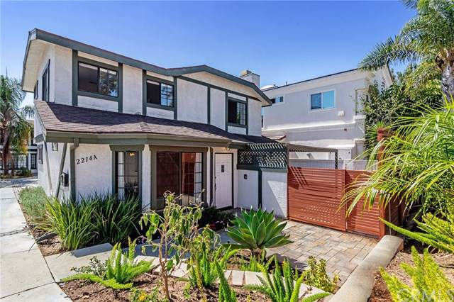 2214 Marshallfield Lane A, Redondo Beach, CA 90278 (#SB19223482) :: The Brad Korb Real Estate Group