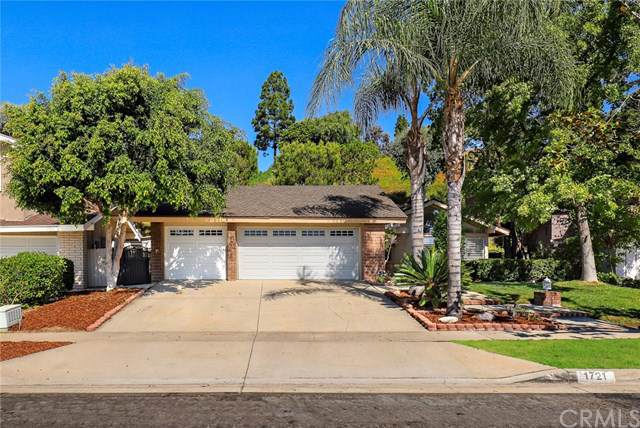 1721 N Mountain View Place, Fullerton, CA 92831 (#CV19221495) :: Allison James Estates and Homes