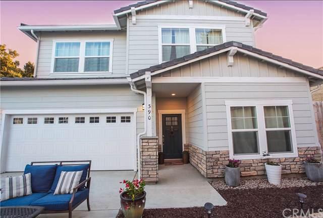 390 Lily Pad Lane, Templeton, CA 93465 (#NS19224294) :: Allison James Estates and Homes