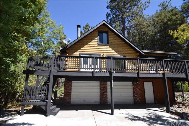 5427 Heath Creek Drive, Wrightwood, CA 92397 (#CV19225149) :: Compass